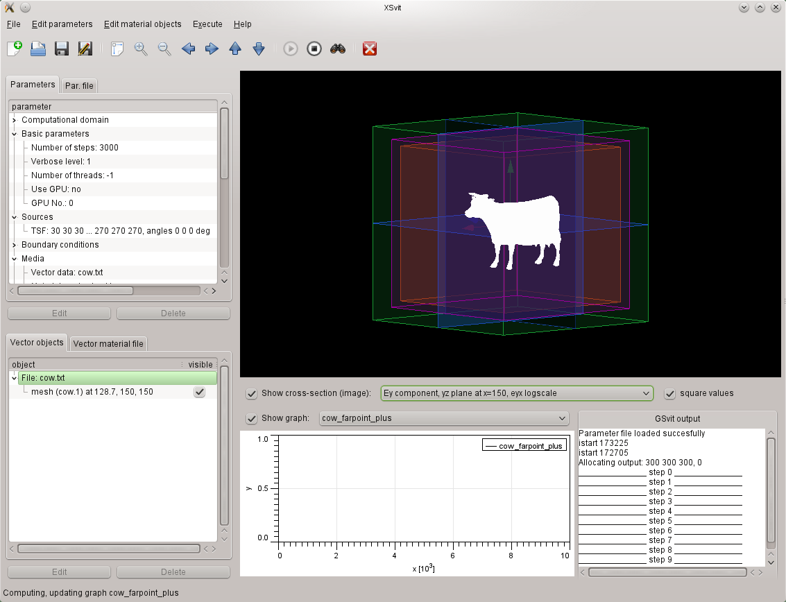 Gsvit open source software fdtd solver with graphics Open source graphics software